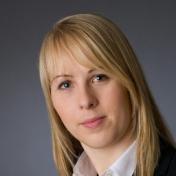 Stellvertretende Geschäftsführerin (ehrenamtlich):  B.A.  Kamila Malcharek   Ostrava - Frankfurt