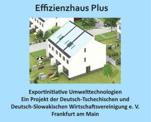 Ausstellung-Workshop Effizienzhaus Plus Praha