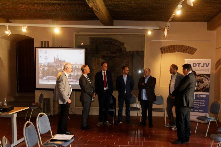 Kooperation mit der Deutsch-Tschechischen Juristenvereinigung