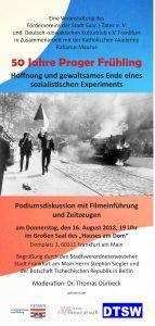 50 Jahre Prager Frühling